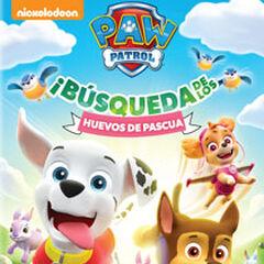 Latin American cover (<i>Búsqueda de los huevos de Pascua</i>)