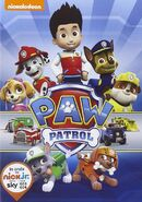 PAW Patrol DVD Italy