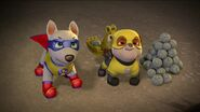PAW Patrol Pups Save Apollo Scene 39