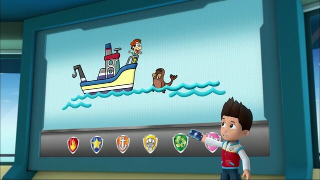 File:PAW Patrol - Wally the Walrus - Flounder.jpg