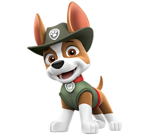 Tracker | PAW Patrol Wiki | FANDOM powered by Wikia