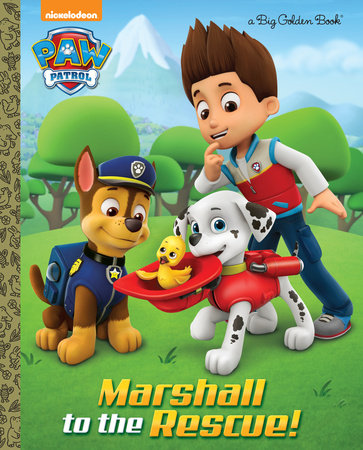 File:PAW Patrol Marshall to the Rescue!.jpg
