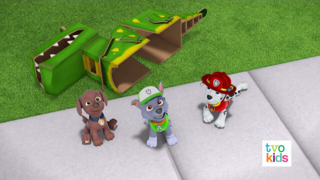 File:PAW Patrol Pups Save the Critters Marshall Rocky Zuma.jpg