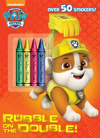 File:PAW Patrol Rubble on the Double! Book Cover.jpg