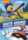 PAW Patrol Brave Heroes, Big Rescues DVD Belgium-Netherlands