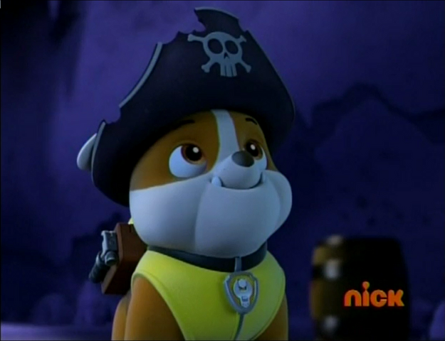 File:Rubble wears a pirate hat.png