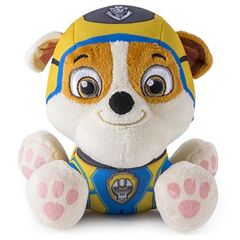 Sea Patrol Rubble plush