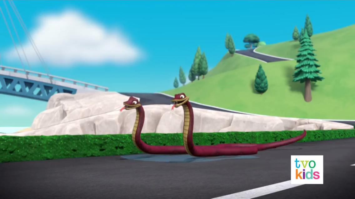 Water Snakes Paw Patrol Wiki Fandom Powered By Wikia