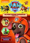 PAW Patrol Valpene redder papegøyen & andre eventyr DVD