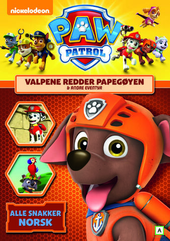 File:PAW Patrol Valpene redder papegøyen & andre eventyr DVD.jpg