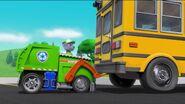 PAW Patrol Pups Save a School Bus Scene 13 Rocky