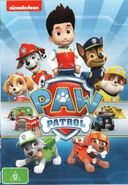 PAW Patrol DVD Australia