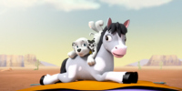 Pups Save a Pony/Trivia