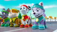 PAW Patrol Pups Save Sports Day Scene 26