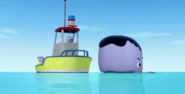 PAW Patrol - Baby Whale and The Flounder - Bay 3