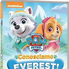 Italian cover (<i>Conosciamo Everest!</i>)