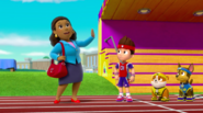 PAW Patrol Pups Save Sports Day Scene 5