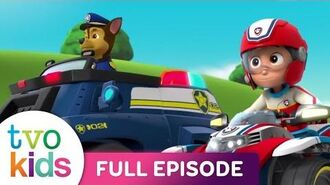 Paw Patrol SEASON 4 - Pups Save a Blimp - ALL - NEW - EPISODE!