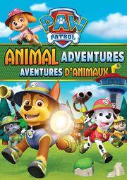 PAW Patrol Animal Adventures