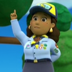Pup Scout Leader's Uniform
