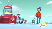 PAW Patrol Pups Save the Polar Bears Scene 15