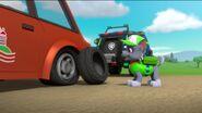 PAW Patrol Stinky Flower Scene 25