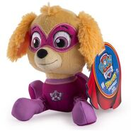 PAW Patrol Super Hero Plush, Skye 2