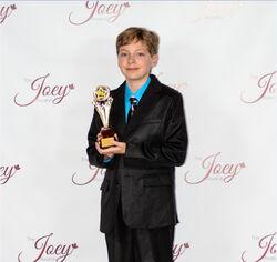 Alex thorne joey award