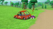 PAW Patrol Stinky Flower Scene 16