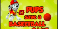 Pups Save a Basketball Game/Images