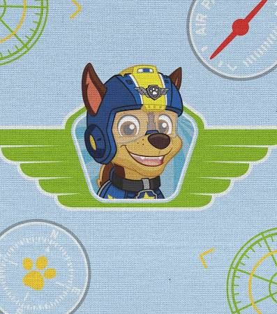File:Heroes Of The Sky Air Pups Fabric Bedsheets.jpg
