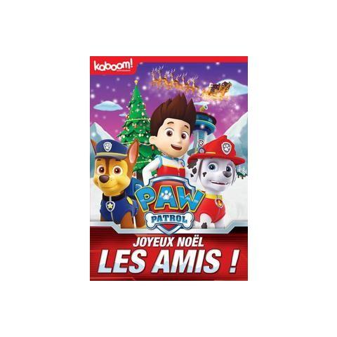 Canadian French cover (<i>Joyeux Noël, les amis!</i>)