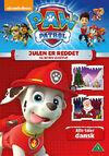 PAW Patrol Julen er reddet og andre eventyr DVD