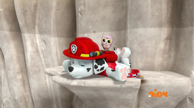 File:PAW Patrol Pups Save a Lucky Collar Marshall 2.PNG