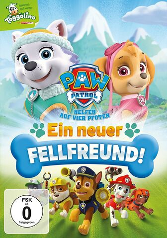 File:PAW Patrol Meet Everest! DVD Germany RTL.jpg