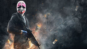 PAYDAY 2 Card art 6