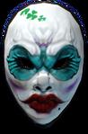 Clover mask