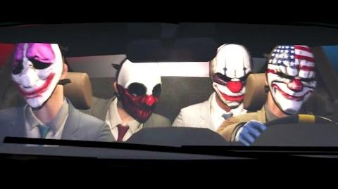 Payday 2 - Spring Break Trailer