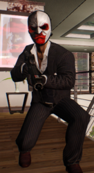 Scarface character model