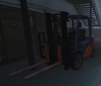 Forkliftexterior