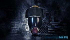 Firefighter's Helmet-Fullcolor