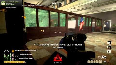Payday The Heist First World Bank Co-op