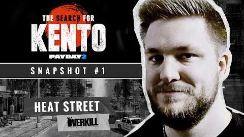 The Search For Kento Snapshot – Level Design