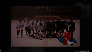 Firestarter hockey team