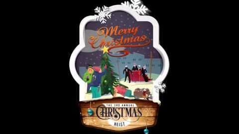 PAYDAY 2 Soundtrack- Pimped Out Getaway (The Santa's Workshop Heist Soundtrack)