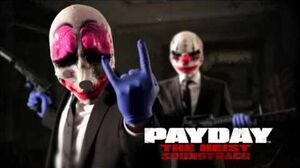 PAYDAY The Heist Soundtrack - Three Way Deal (Undercover)