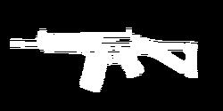 Long Barrel (Commando 553)
