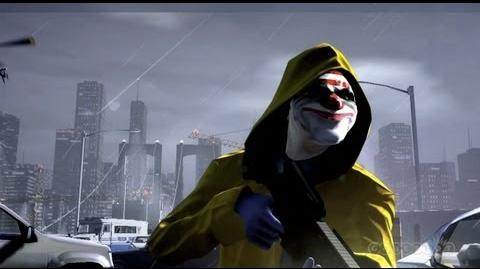Payday The Heist - Green Bridge Exclusive Trailer (PC, PS3)