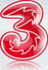 3 Australia Logo