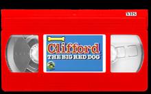 Clifford The Big Red Dog PBS Kids VHS